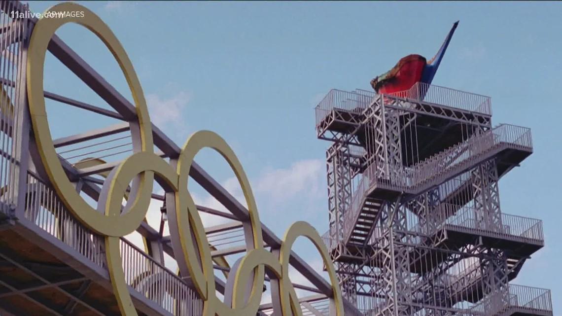 1996 Olympics catapulted Atlanta onto global stage
