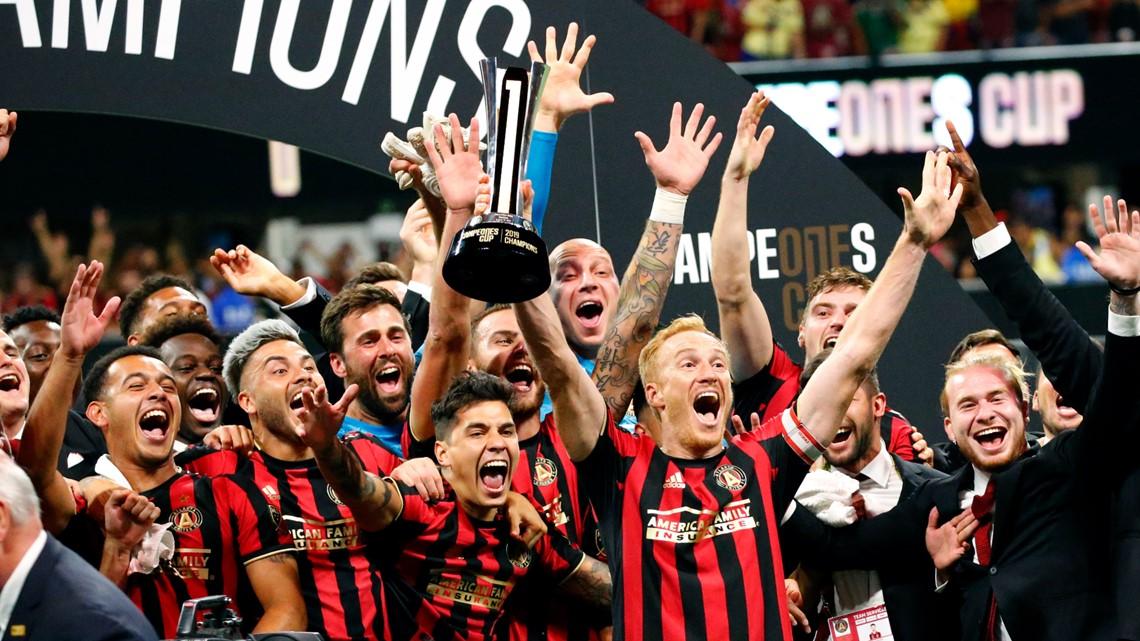 ¡Campeones! Atlanta United tops Mexico's Club América in champion vs. champion match