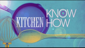 Kitchen Know-How with Blogger Meg Van De Kruik