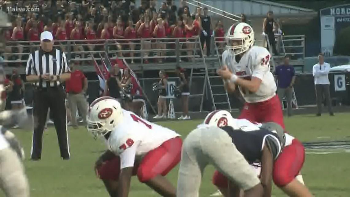 Team 11 Georgia high school football highlights (Week 4)