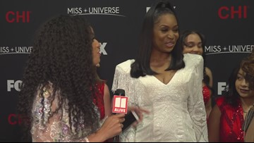 2019 Miss Universe Competition | Marlo Hampton