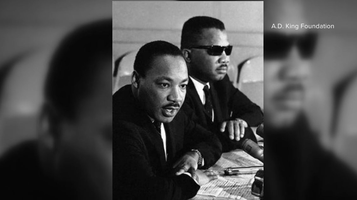 Martin Luther King, Jr. had a brother who died under mysterious circumstances