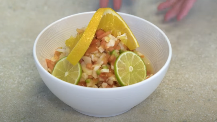 A taste of the Bahamas: 'Conch Salad' combines flavor & culture