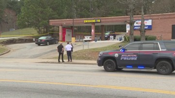 RAW: Woman critically injured in Campbellton Road shooting