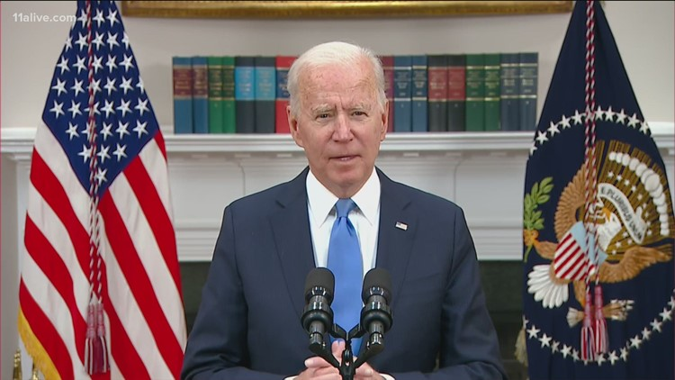 Biden's vaccine goal by July 4 likely to fall short