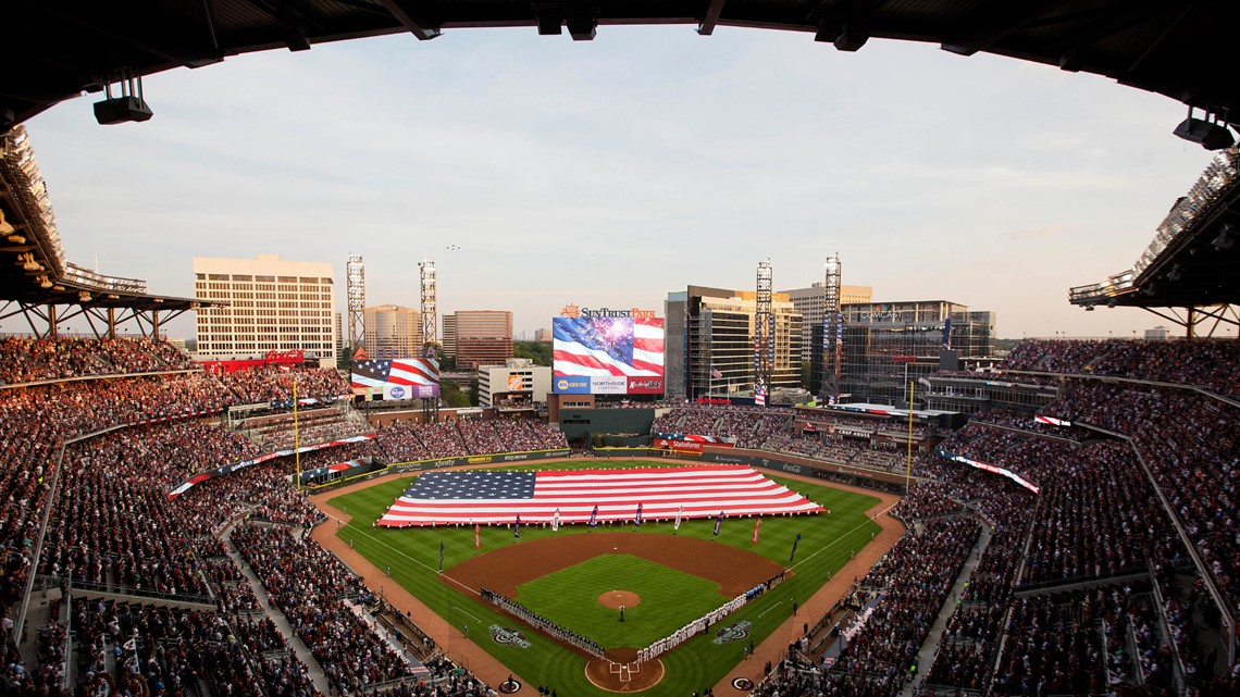 The internet hates the new possible name for SunTrust Park ...