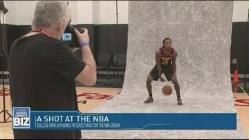 College Park Skyhawks' shot at the NBA