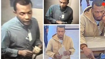 Texas bank robbery suspect arrested in Brookhaven