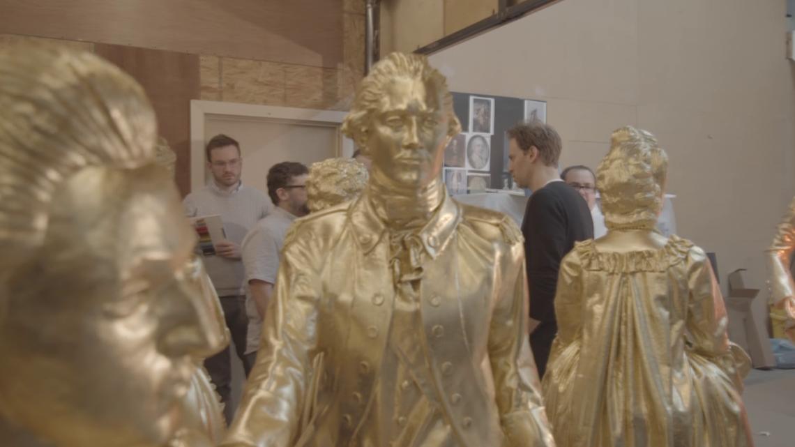 How 'Hamilton: The Exhibition' came to life in Atlanta
