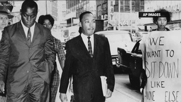 Civil Rights activist Lonnie King to be laid to rest