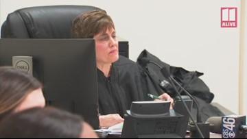 Diana Elliott shown support in court, released on signature bond