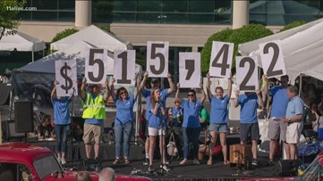 Goal reached: Event raises more than $515K for cystic fibrosis research