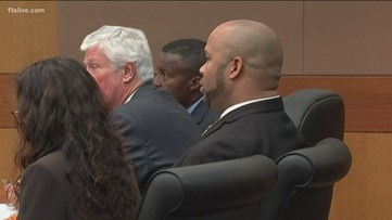 Former East Point officer appeals murder conviction