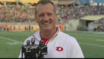 Dalton football coach Matt Land named Don Shula NFL High School Coach of the Year