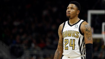 Hawks trade Kent Bazemore to Trail Blazers for Evan Turner