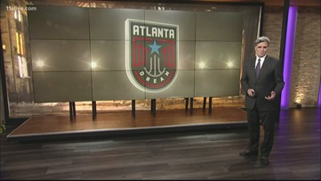 Atlanta Dream has a new look