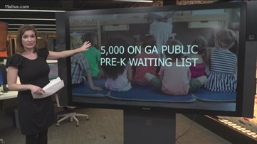 Some Georgia lawmakers want to make Pre-K mandatory for kids starting at 4 years old, social media responds