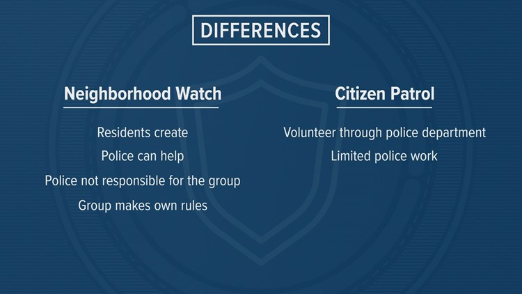 Citizen patrols help fill police gaps in cities across metro Atlanta