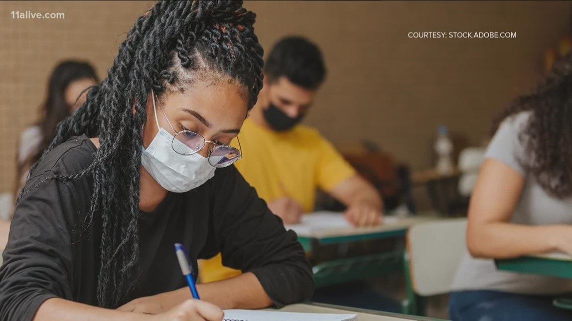 Fayette County Schools scaling back mask mandate