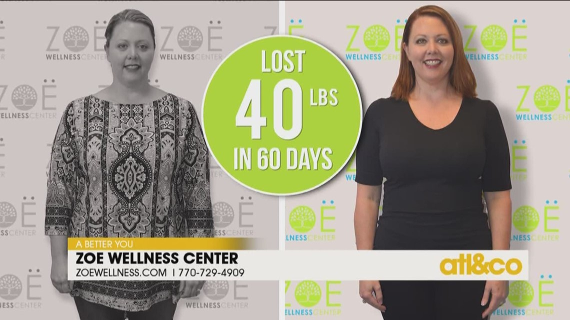 Lose weight with Zoe Wellness Center | 11alive.com
