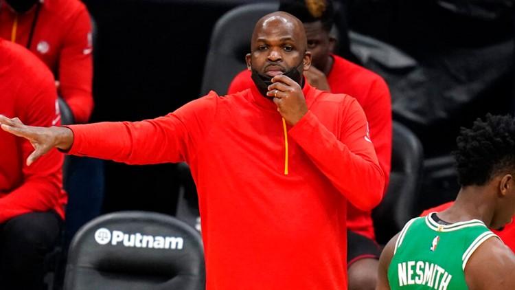 Nate McMillan named Atlanta Hawks interim head coach after Lloyd Pierce fired