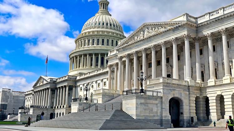 Dept limit, DOJ & FBI protect educators, Alexis Sharkley | 3 things to know
