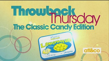 Throwback Thursday: Classic Candy Edition