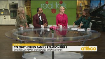 Real Talk: Strengthening Family Relationships