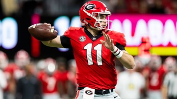 NFL Draft: UGA quarterback Jake Fromm could be the No. 1 overall pick in 2020