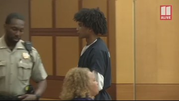 Accused Alexis Crawford killer Barron Brantley faces court hearing
