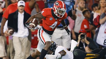 Report: Multiple NFL teams coveted UGA star Mecole Hardman in Round 2 of the NFL draft