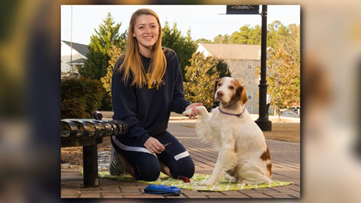 Kennesaw State student and dog compete at Westminster