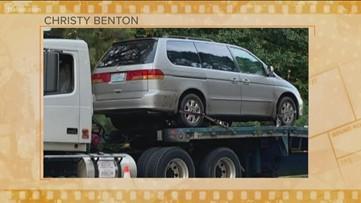 Spotted van gives hint at 'Ozark' filming around Atlanta