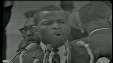 'Don't be so quiet' | The story of John Lewis and a civil rights revolution