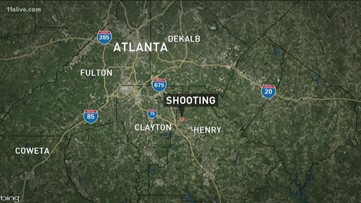 Teen shot walking along Henry County road
