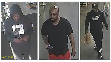 Suspects sought in vehicle break-ins at two Gwinnett parks
