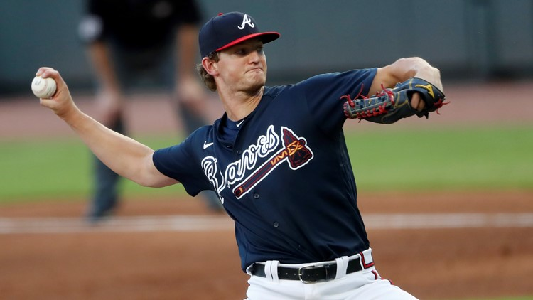 Braves pitcher Mike Soroka re-tears Achilles, out for season
