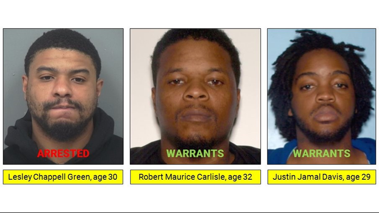Suspects in Gwinnett double homicide