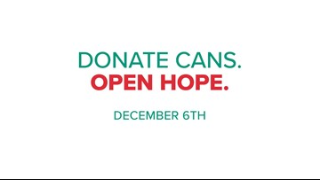 The 37th annual Can-A-Thon across metro Atlanta #iCan