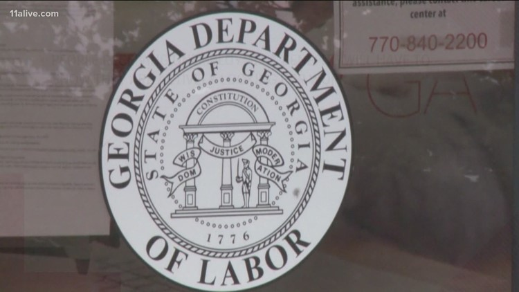 Georgia unemployment rate dips to record low, with number of employed workers highest since pandemic began
