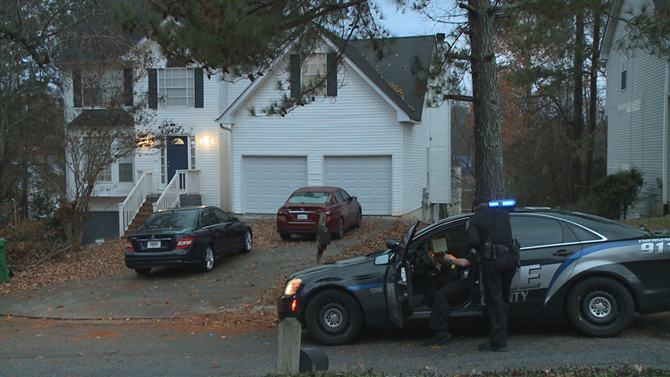 Police: Woman shot following altercation at Stone Mountain home