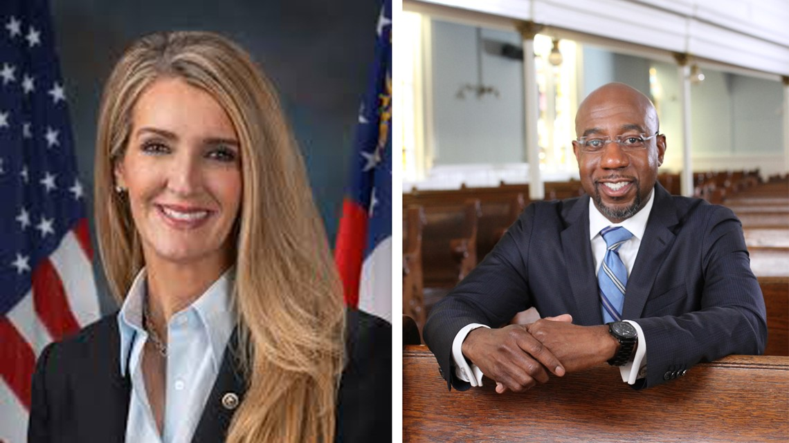 Georgia Senate results | Loeffler and Warnock runoff