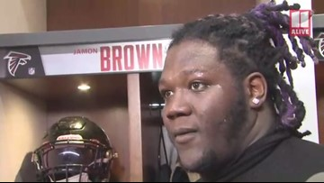 Jamon Brown: We had a snowball effect with mistakes in game against Saints