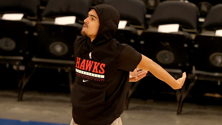 Hawks star Trae Young will play in Game 6