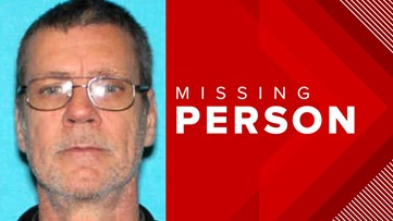 Howard Payton is missing. Have you seen him?