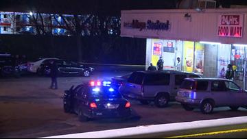 34-year-old woman shot in head, left to die outside Atlanta strip mall identified