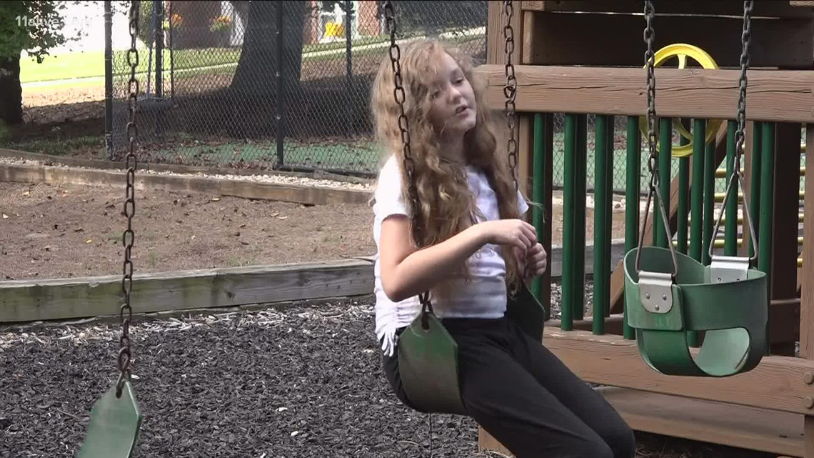 Fulton County 4th grader shares perspective as school returns to sense of normalcy
