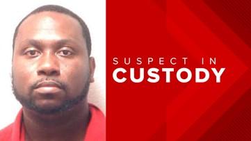 Police pull 2-year-old from locked car in Walmart parking lot; father arrested