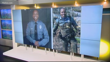 Inmates write condolence letter to Officer Antwan Toney's family