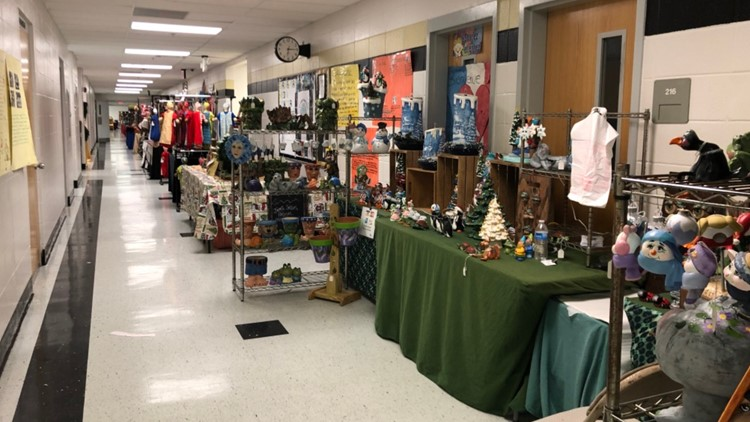 10K people expected at high school craft show